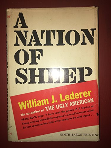 9780393052886: A Nation of Sheep
