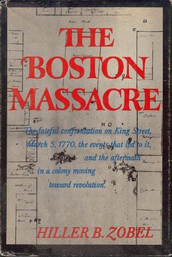 9780393053760: The Boston Massacre