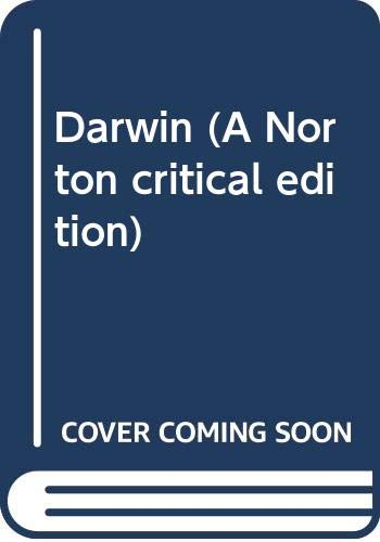 9780393054125: Darwin
