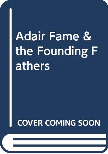 9780393054996: Fame & the Founding Fathers