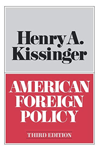 9780393056419: American Foreign Policy (Third Edition)