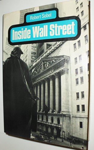 9780393056433: Sobel inside Wall Street