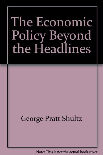 9780393056747: Title: Economic policy beyond the headlines