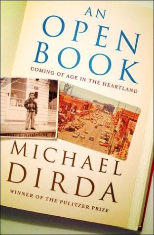 An Open Book: Coming of Age in the Heartland (0393057569) by Michael Dirda