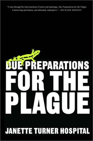 9780393057645: Due Preparations for the Plague: A Novel