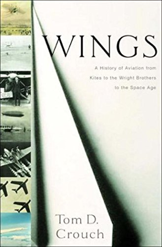 9780393057676: Wings: A History of Aviation from Kites to the space age: A History of Aviation from Kites to the Wright Brothers to the Space Age