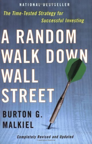 9780393057836: A random walk down Wall Street: The time-tested strategy for successful investing