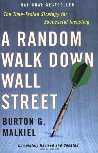 9780393057836: Random Walk Down Wall Street-Revised & Updated ((REV)03) by Malkiel, Burton G [Paperback (2003)]