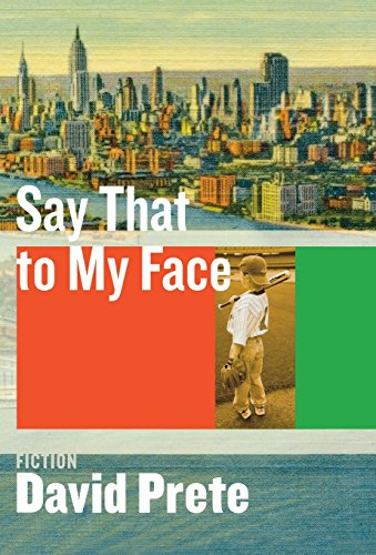 9780393057980: Say That To My Face: Fiction