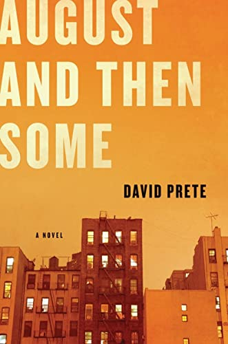 9780393057997: August and Then Some: A Novel