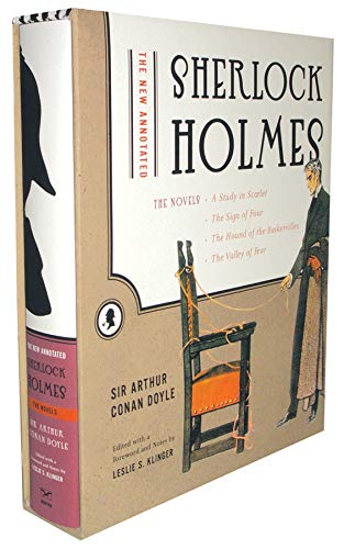 9780393058000: New Annotated Sherlock Holmes: The Novels: A Study In Scarlet / The Sign Of Four / The Hound Of The Baskervilles / The Valley Of Fear: 3
