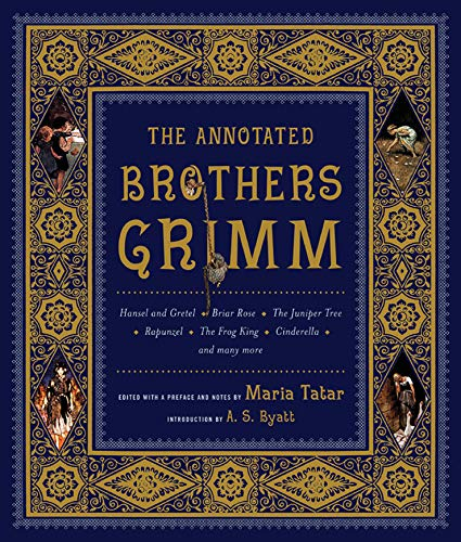 9780393058482: Annotated Brothers Grimm