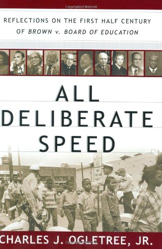 9780393058970: All Deliberate Speed: Reflections on the First Half-Century of Brown V. Board of Education
