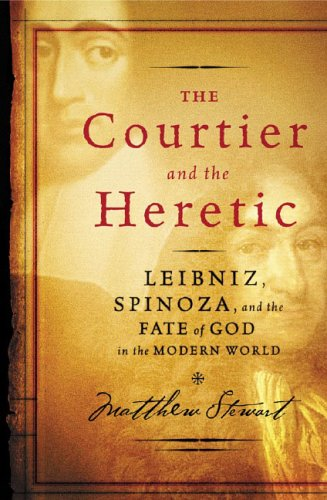 9780393058987: The Courtier and the Heretic: Leibniz, Spinoza and the Fate of God in the Modern World