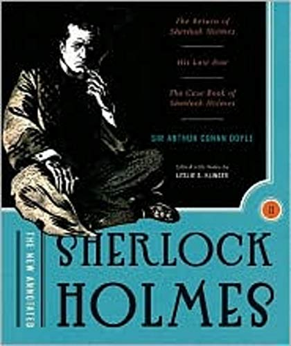 2: New Annotated Sherlock Holmes: The Short Stories