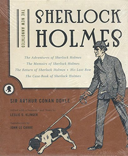 The New Annotated Sherlock Holmes: The Complete Short Stories (2 Vol. Set): Sir Arthur Conan Doyle