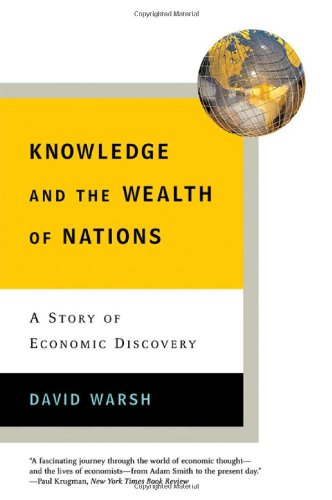 9780393059960: Knowledge and the Wealth of Nations: A Story of Economic Discovery