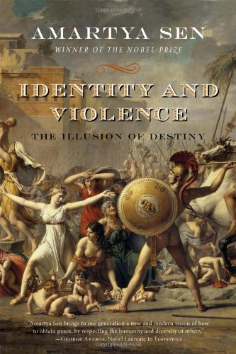 9780393060072: Identity and Violence: The Illusion of Destiny (Issues of Our Time) (Issues of Our Time (Norton Hardcover))
