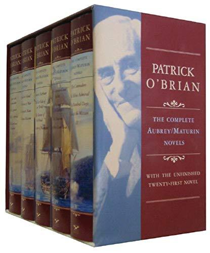 9780393060119: The Complete Aubrey/Maturin Novels