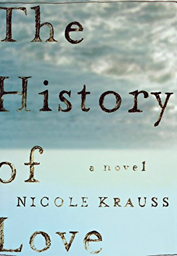 9780393060348: The History of Love: A Novel
