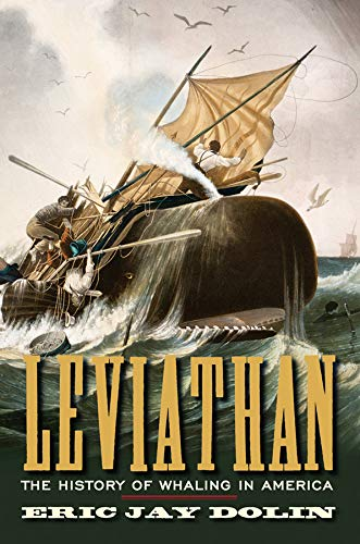 9780393060577: Leviathan - The History of Whaling in America