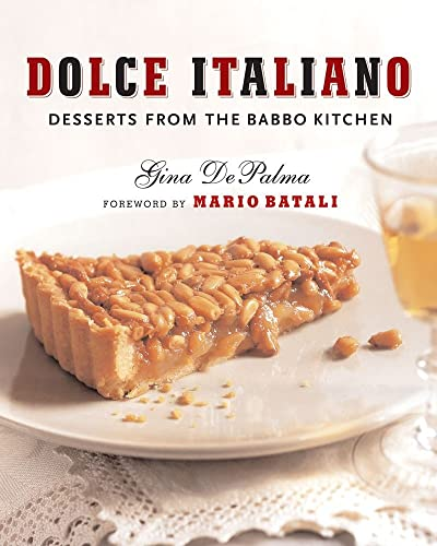 9780393061000: Dolce Italiano: Desserts from the Babbo Kitchen