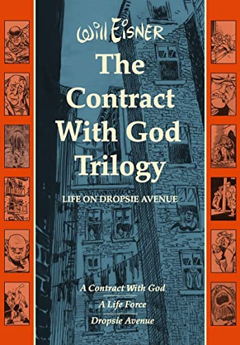 9780393061055: The Contract with God Trilogy: Life on Dropsie Avenue (A Contract With God, A Life Force, Dropsie Avenue)