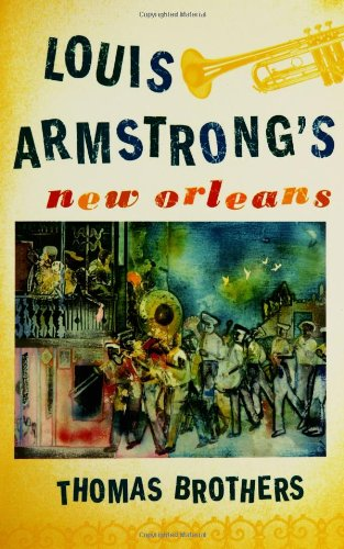 9780393061093: Louis Armstrong's New Orleans