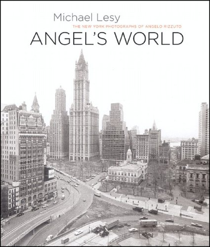 9780393061116: Angel's World: The New York Photographs of Angelo Rizzuto
