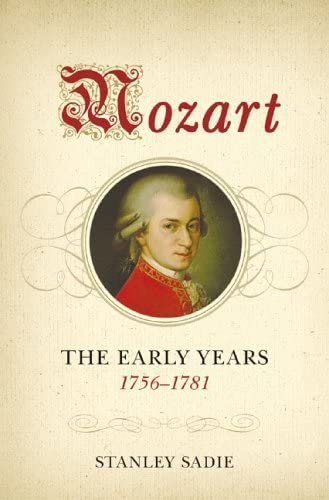 9780393061123: Mozart: The Early Years, 1756-1781