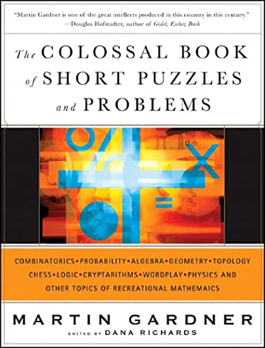 9780393061147: The Colossal Book of Short Puzzles and Problems