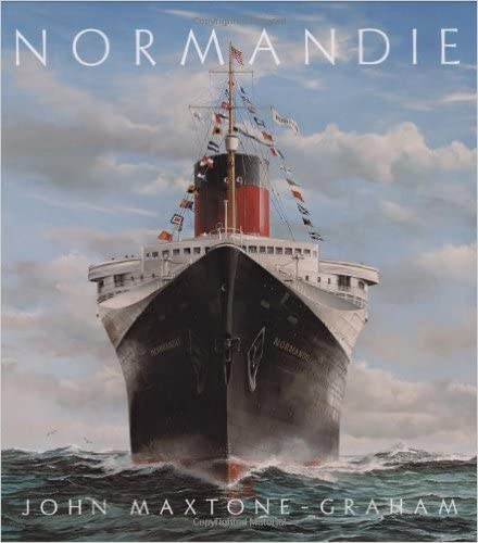 9780393061208: Normandie: France's Legendary Art Deco Ocean Liner
