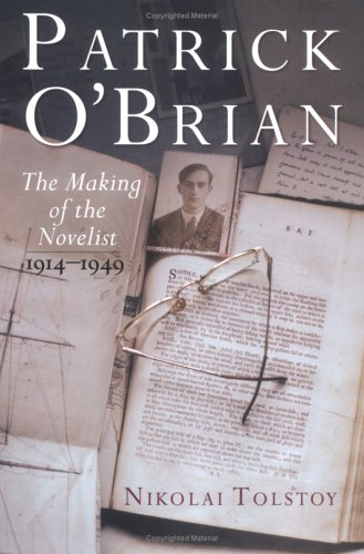 9780393061307: Patrick O'Brian: The Making of the Novelist, 1914-1949