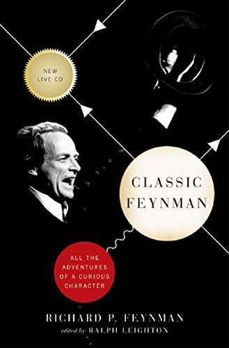 9780393061321: Classic Feynman: All the Adventures of a Curious Character
