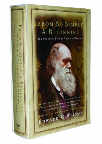 From So Simple a Beginning: Darwin, Charles