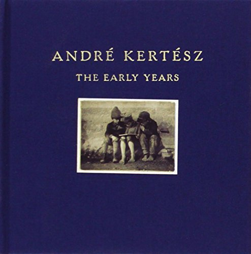 9780393061604: The Andre Kertesz: The Early Years
