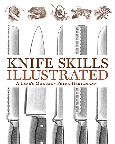 9780393061789: Knife Skills Illustrated: A User's Manual