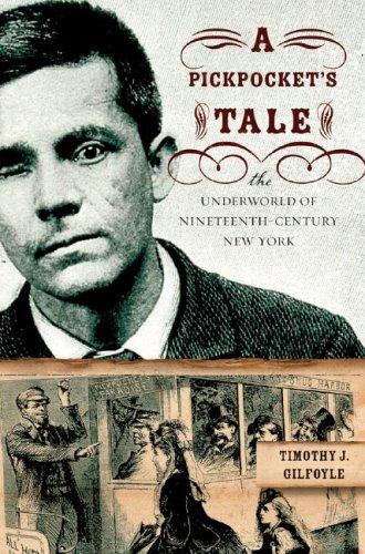 9780393061901: A Pickpocket's Tale: The Underworld of Nineteenth-Century New York