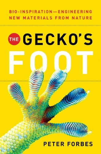9780393062236: Gecko's Foot: Bio-inspiration, Engineering New Materials from Nature