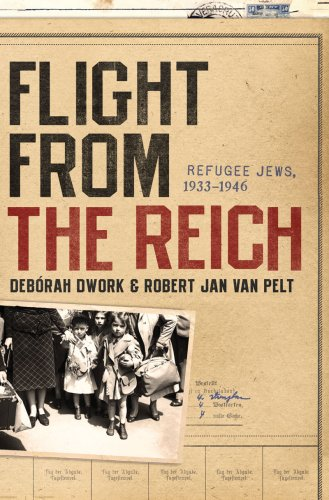 9780393062298: Flight from the Reich: Refugee Jews, 1933-1946