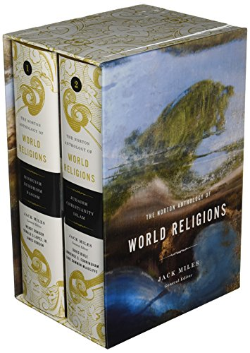 9780393062533: The Norton Anthology of World Religions