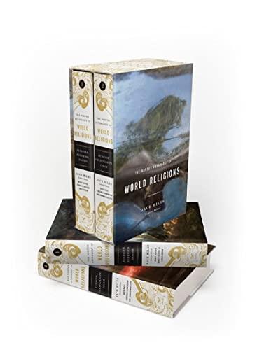 9780393062533: The Norton Anthology of World Religions: Volume 1: Hinduism, Buddhism, Daoism; Volume 2: Judaism, Christianity, Islam