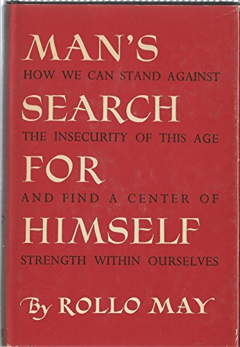 9780393062908: May Man'S Search for Himself