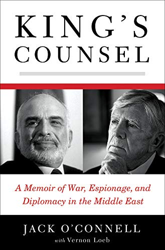 9780393063349: King's Counsel: A Memoir of War, Espionage and Diplomacy in the Middle East