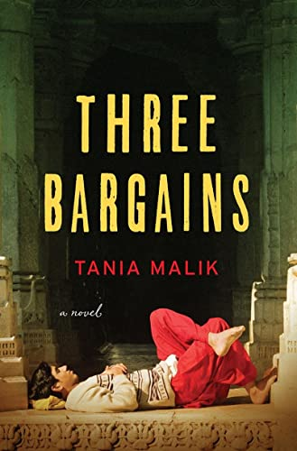 Three Bargains (Hardcover): Tania Malik