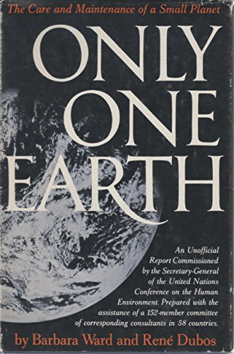 9780393063912: Ward Only One Earth