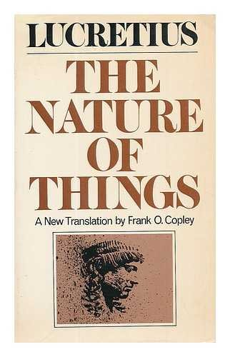 9780393064261: The Nature of Things (English and Latin Edition)