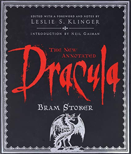 THE NEW ANNOTATED DRACULA ( Signed with: Bram Stoker /