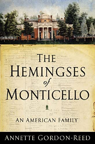 9780393064773: The Hemingses of Monticello - An American Family