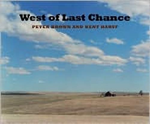 9780393065725: West of Last Chance